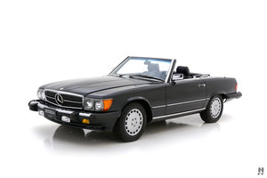 1989 Mercedes-Benz 560SL Roadster For Sale