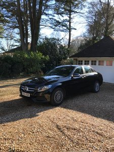 Mercedes C220 Bluetec - 19,850 miles, FSH. 1 owner