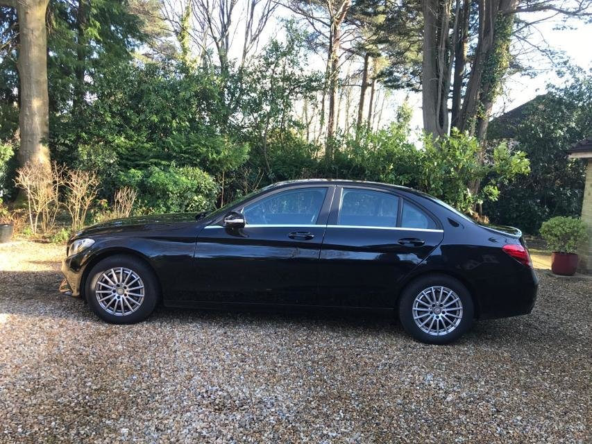 2015 Mercedes C220 Bluetec - 19,850 miles, FSH. 1 owner For Sale (picture 2 of 6)