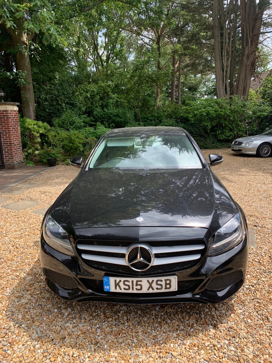2015 Mercedes C220 Bluetec - 19,850 miles, FSH. 1 owner For Sale (picture 6 of 6)