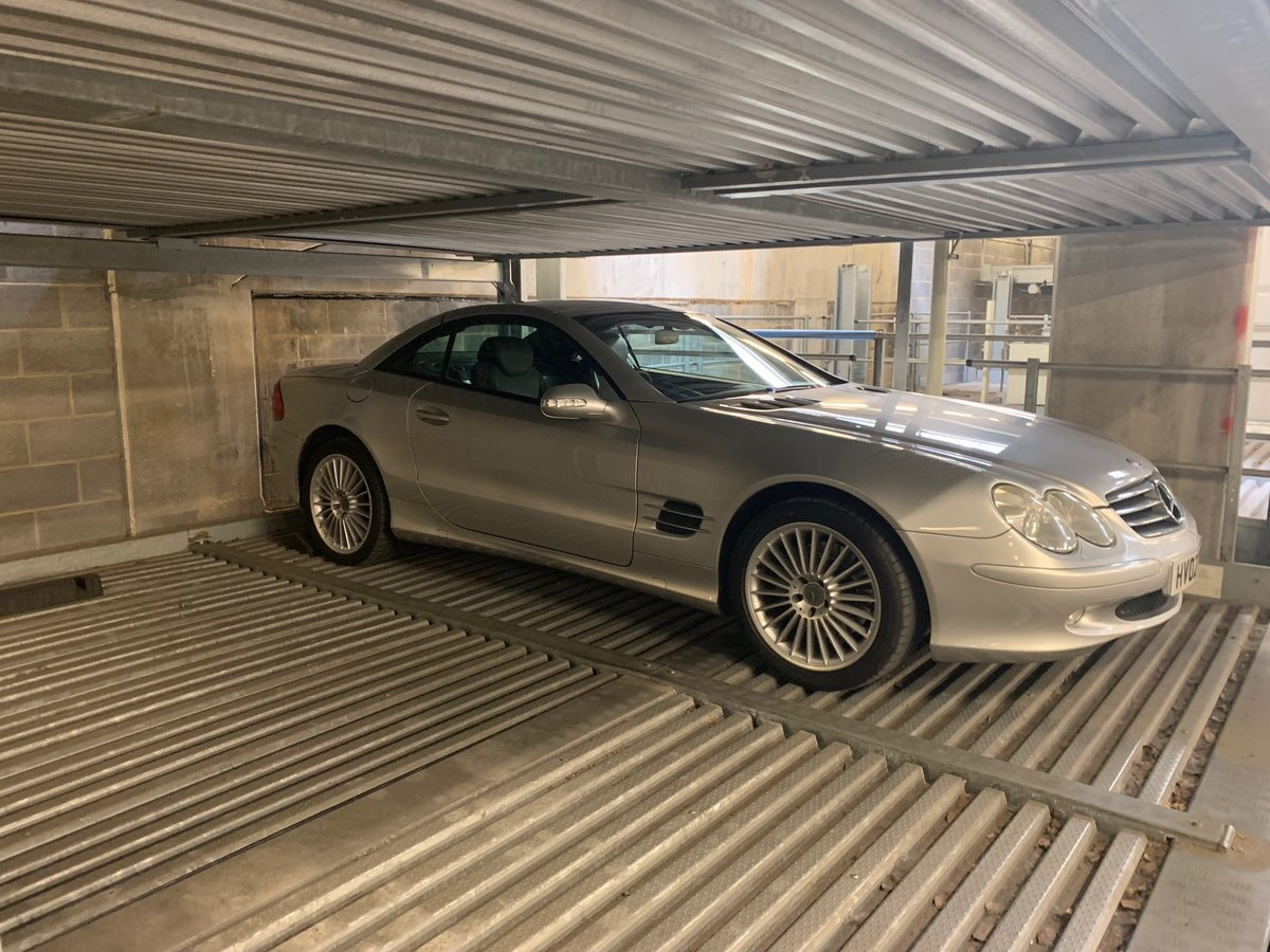 2002 Mercedes SL500 - 64,800 miles, FSH For Sale (picture 4 of 6)