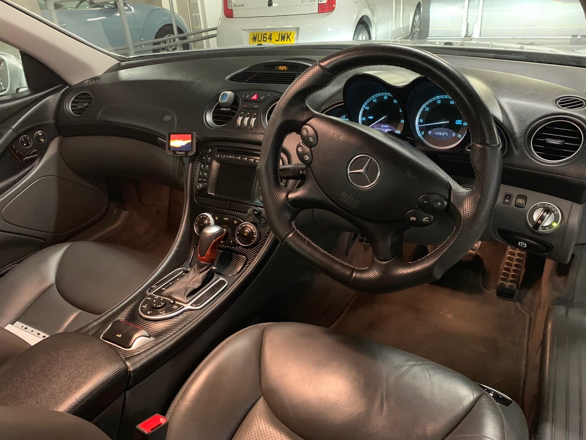 2002 Mercedes SL500 - 64,800 miles, FSH For Sale (picture 6 of 6)