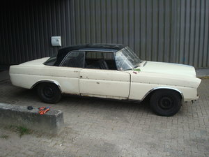 1966 mercedes w111 coupe 250 sec