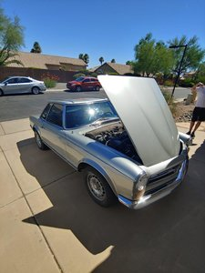 Picture of Mercedes 280SL 1970 SOLD