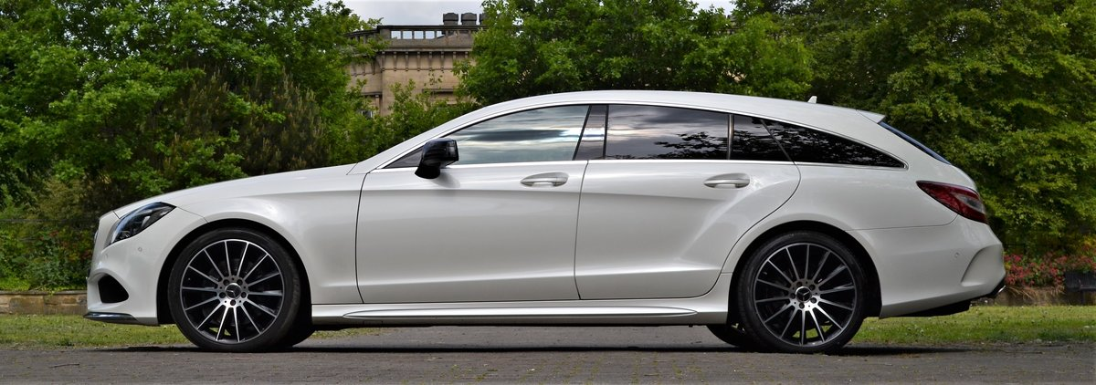 2015 Mercedes 350d AMG Line Premium Plus Shooting Brake  For Sale (picture 2 of 6)