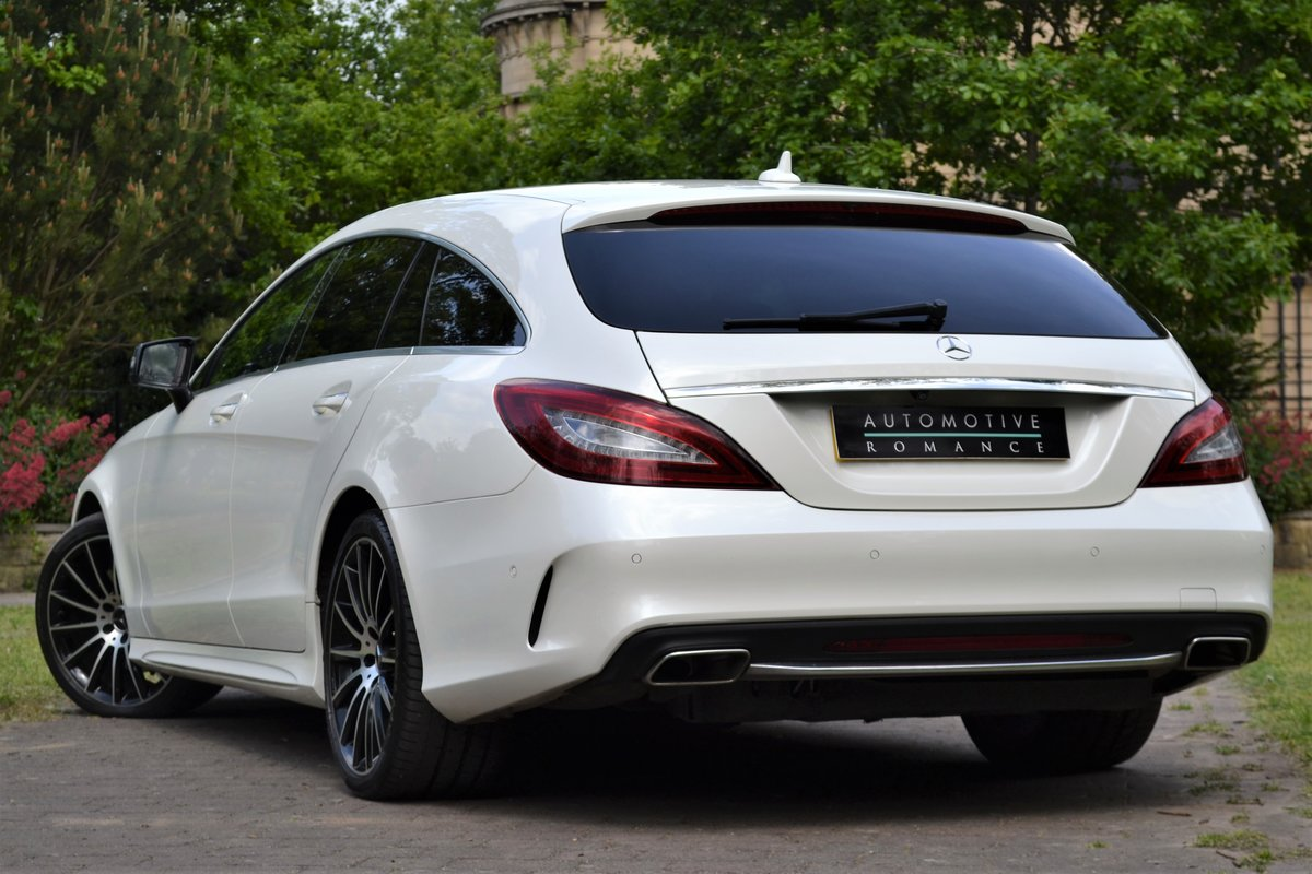 2015 Mercedes 350d AMG Line Premium Plus Shooting Brake  For Sale (picture 3 of 6)