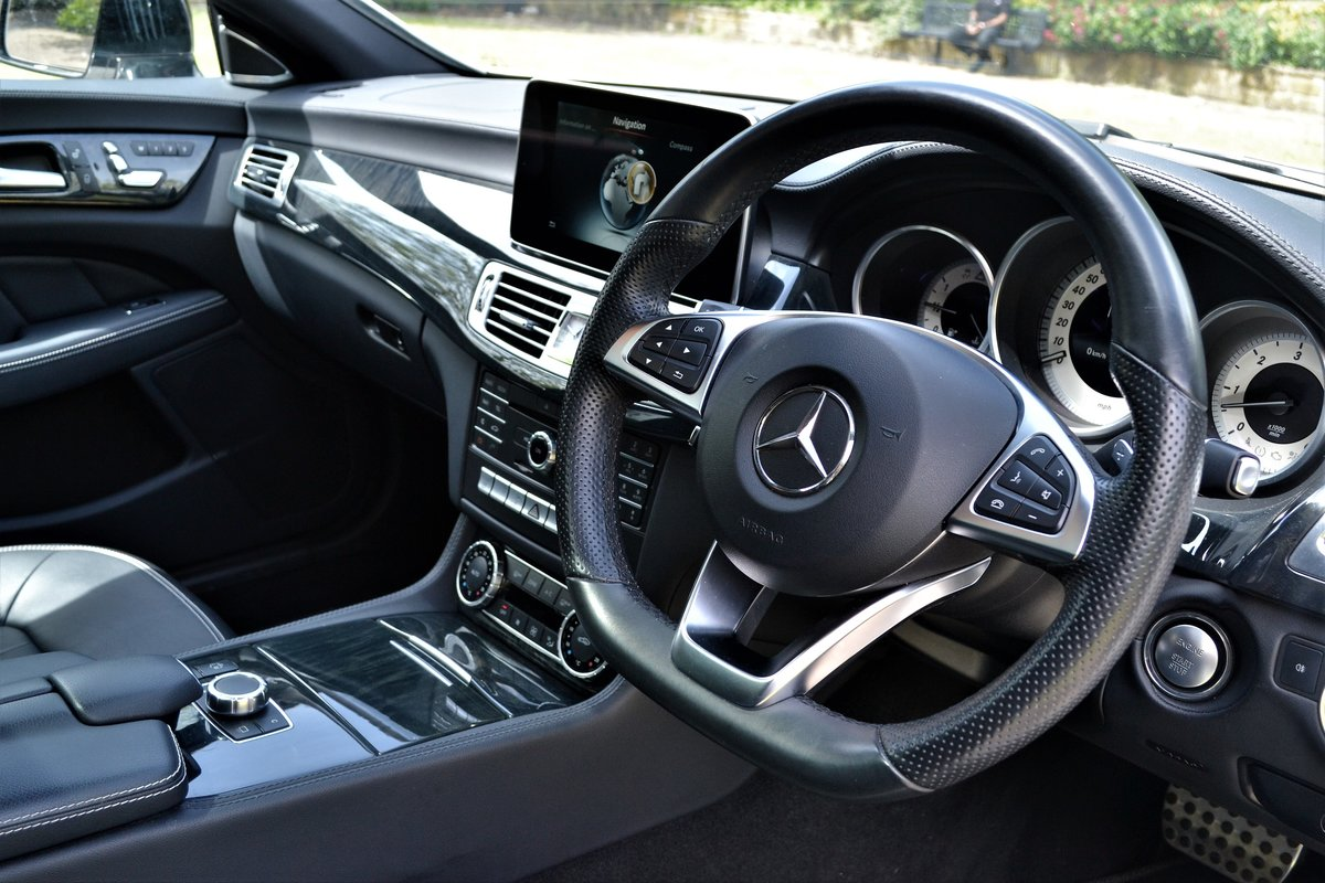 2015 Mercedes 350d AMG Line Premium Plus Shooting Brake  For Sale (picture 4 of 6)