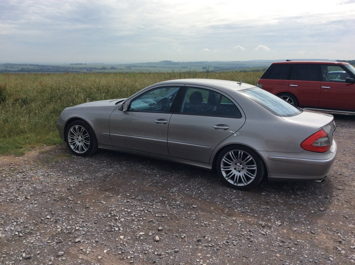 2007 Mercedes e280cdi sport For Sale (picture 1 of 6)