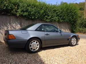1991 300SL Ultra Low Mileage 'Time Warp' Condition
