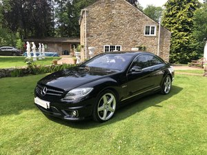 INCREDIBLE LOW MILEAGE Mercedes-Benz CL63 AMG 6.2 CL63 7G-Tr