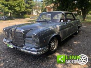 1963 MERCEDES - 220 SEB coupè For Sale