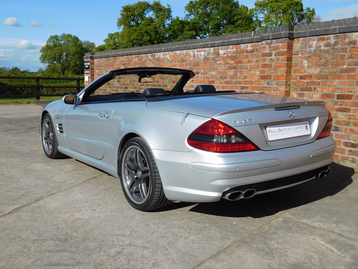 2007 Mercedes Benz (R230) SL65 **SOLD ** RHD 1 of 72 Cars For Sale (picture 3 of 6)