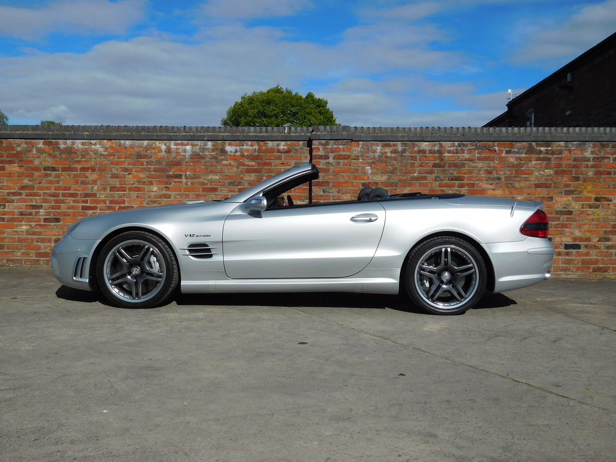 2007 Mercedes Benz (R230) SL65 **SOLD ** RHD 1 of 72 Cars For Sale (picture 4 of 6)