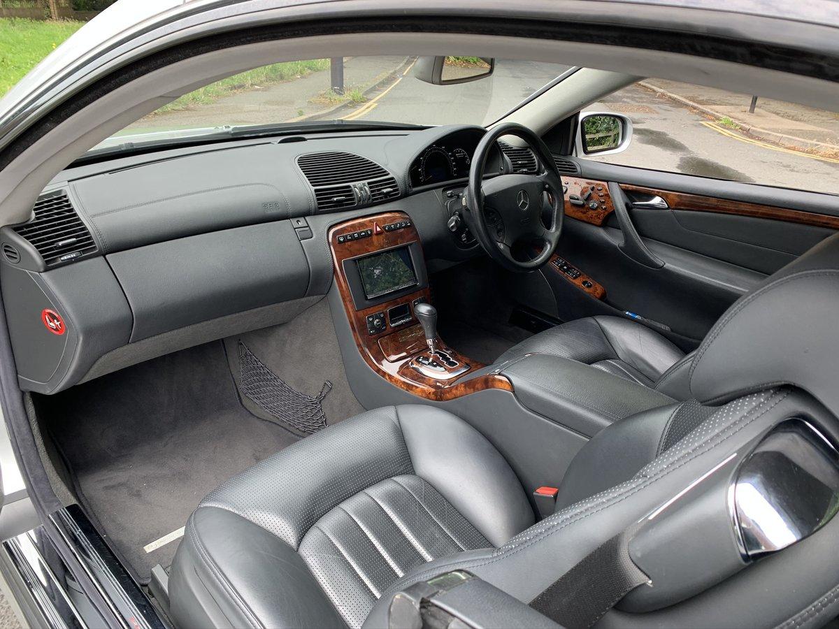 2004 (04) Mercedes-Benz CL55 AMG KOMPRESSOR 5.4 V8 SOLD (picture 4 of 6)