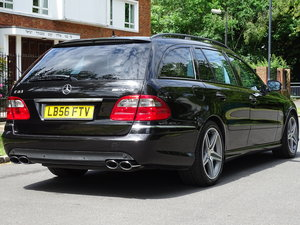 Mercedes E63 AMG Estate  53,000 miles
