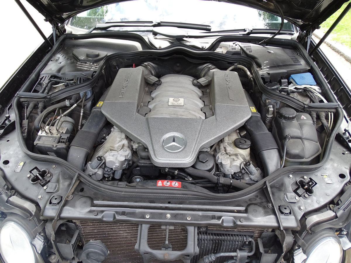 2007 Mercedes E63 AMG Estate  53,000 miles For Sale (picture 6 of 6)
