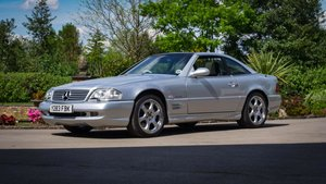 SL500 Silver Arrow
