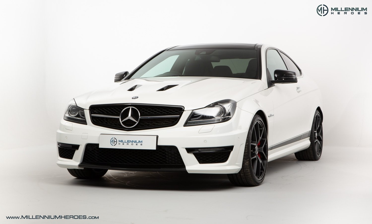 2013 MERCEDES C63 507 COUPE For Sale (picture 1 of 22)