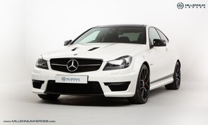 2013 MERCEDES C63 507 COUPE