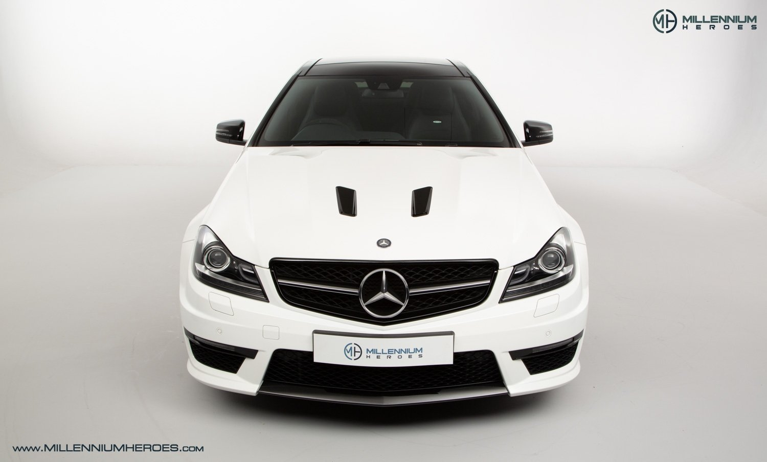 2013 MERCEDES C63 507 COUPE For Sale (picture 3 of 22)