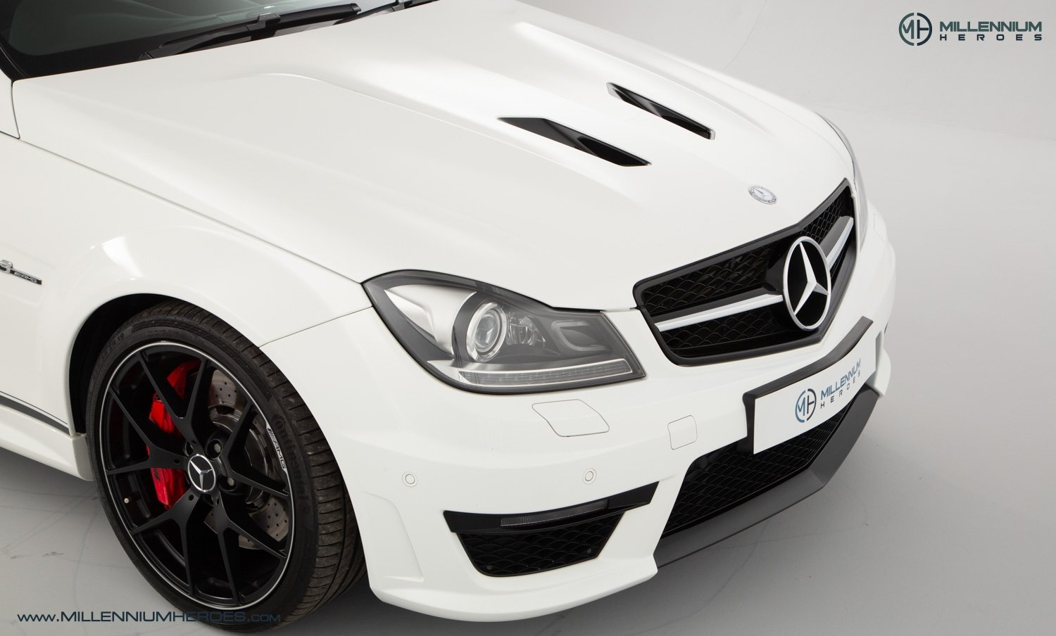 2013 MERCEDES C63 507 COUPE For Sale (picture 5 of 22)