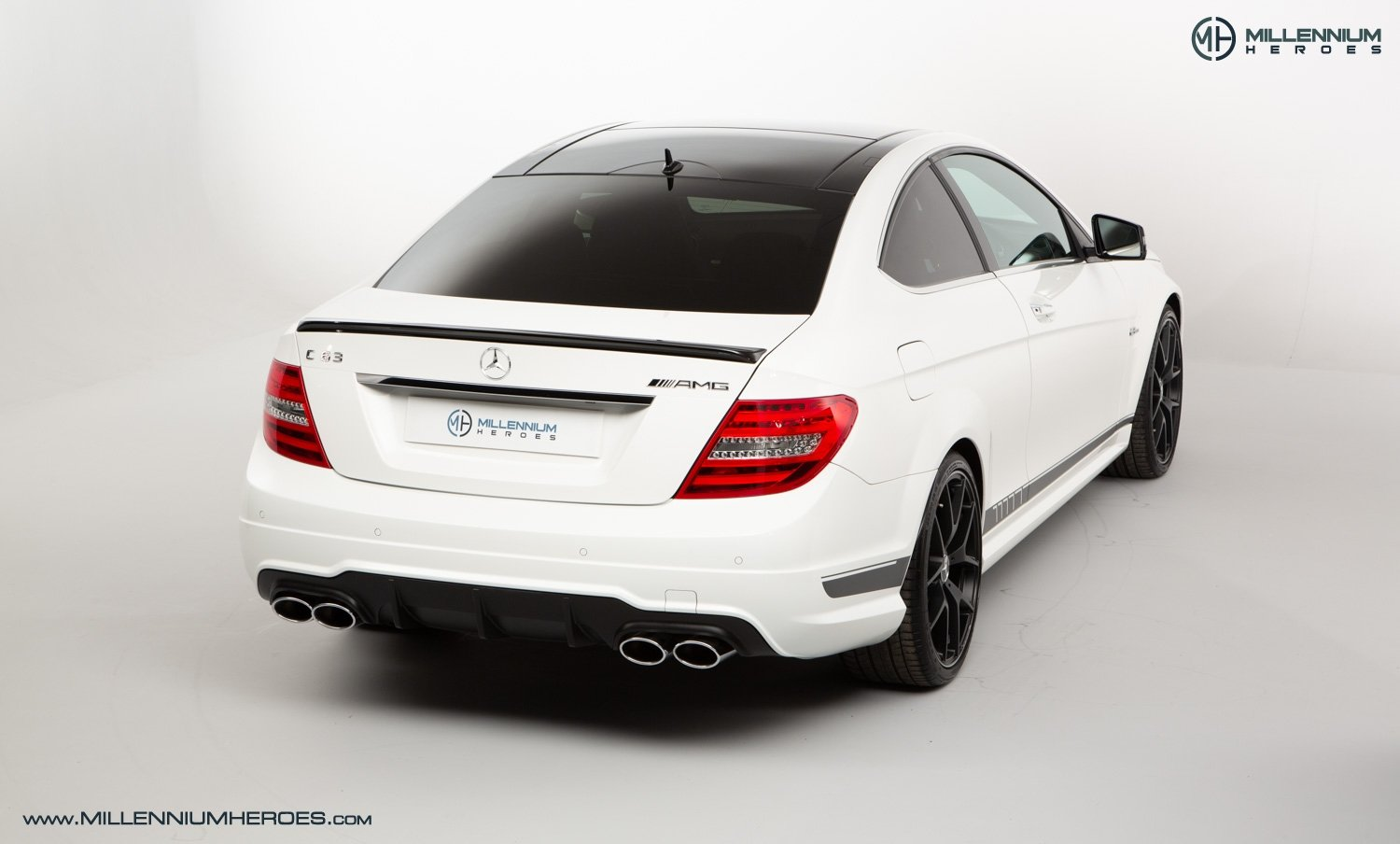 2013 MERCEDES C63 507 COUPE For Sale (picture 8 of 22)