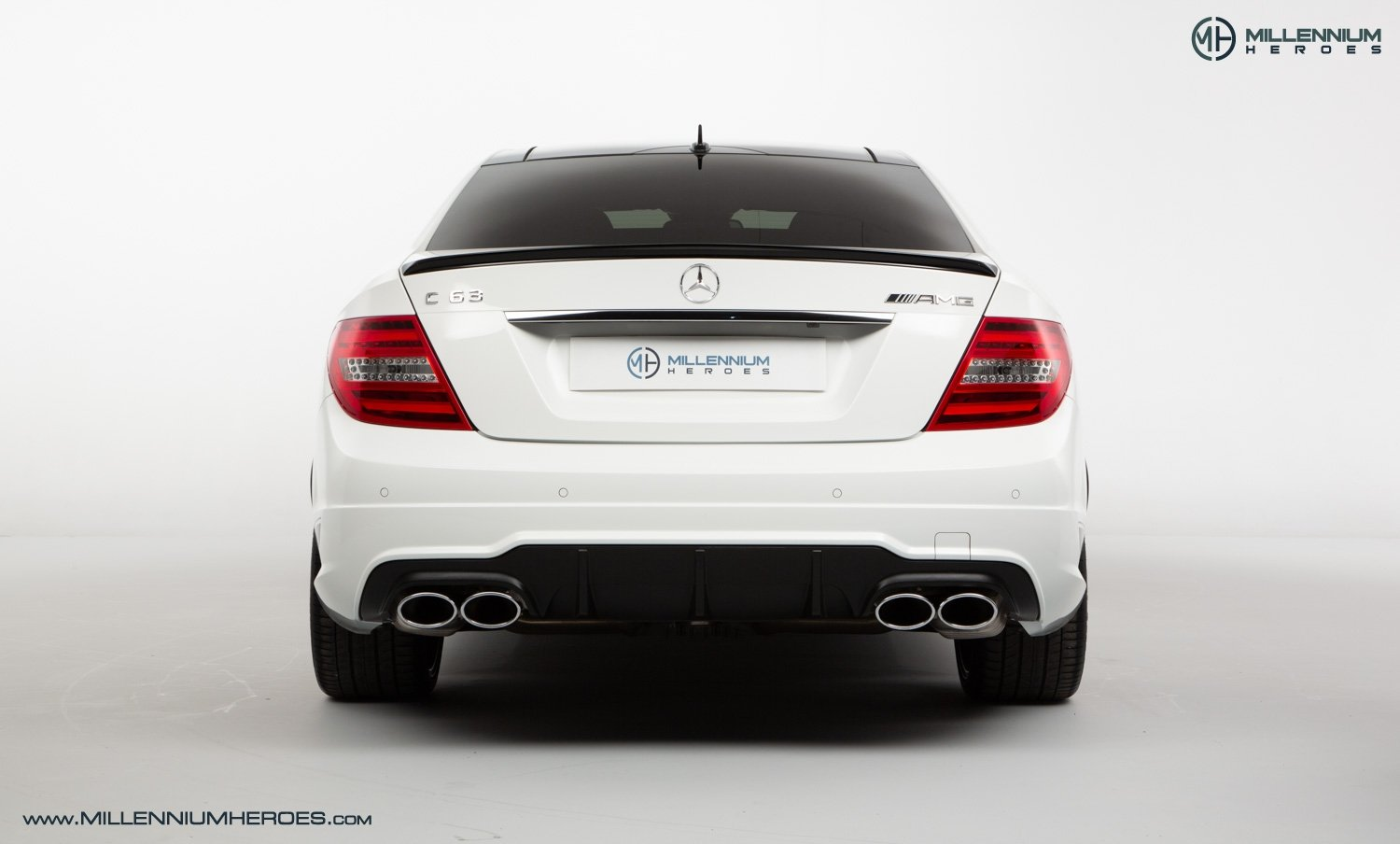 2013 MERCEDES C63 507 COUPE For Sale (picture 10 of 22)