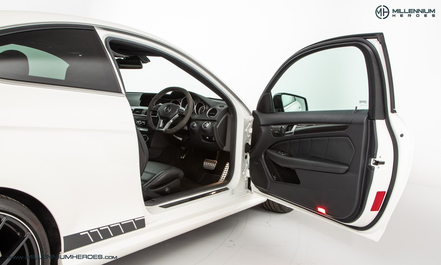 2013 MERCEDES C63 507 COUPE For Sale (picture 11 of 22)