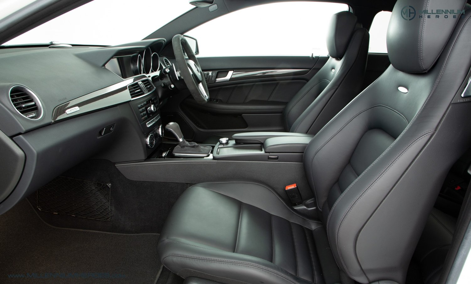 2013 MERCEDES C63 507 COUPE For Sale (picture 13 of 22)