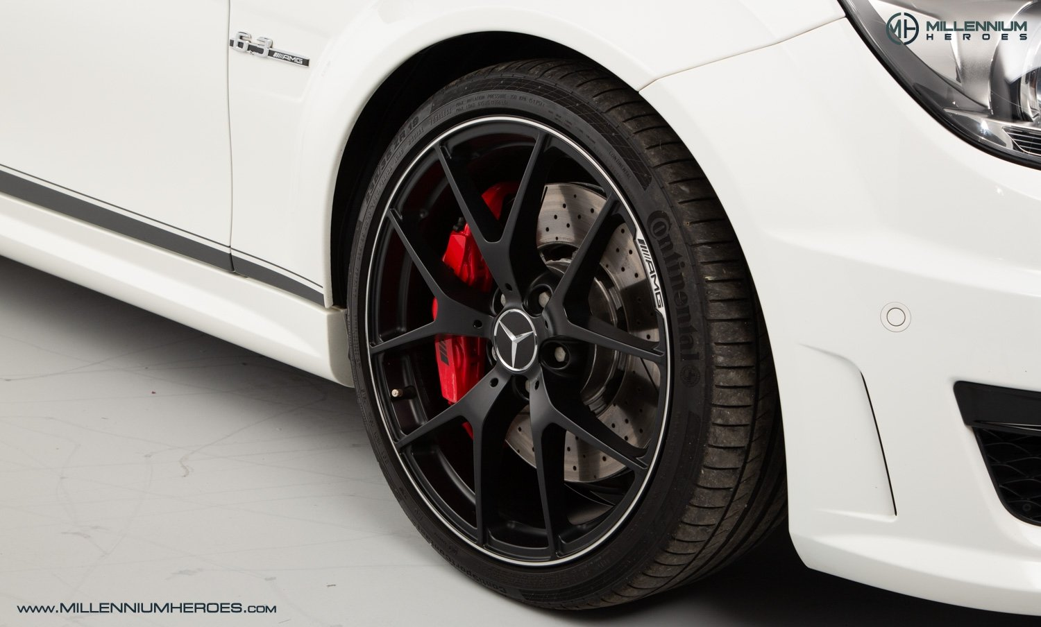 2013 MERCEDES C63 507 COUPE For Sale (picture 21 of 22)