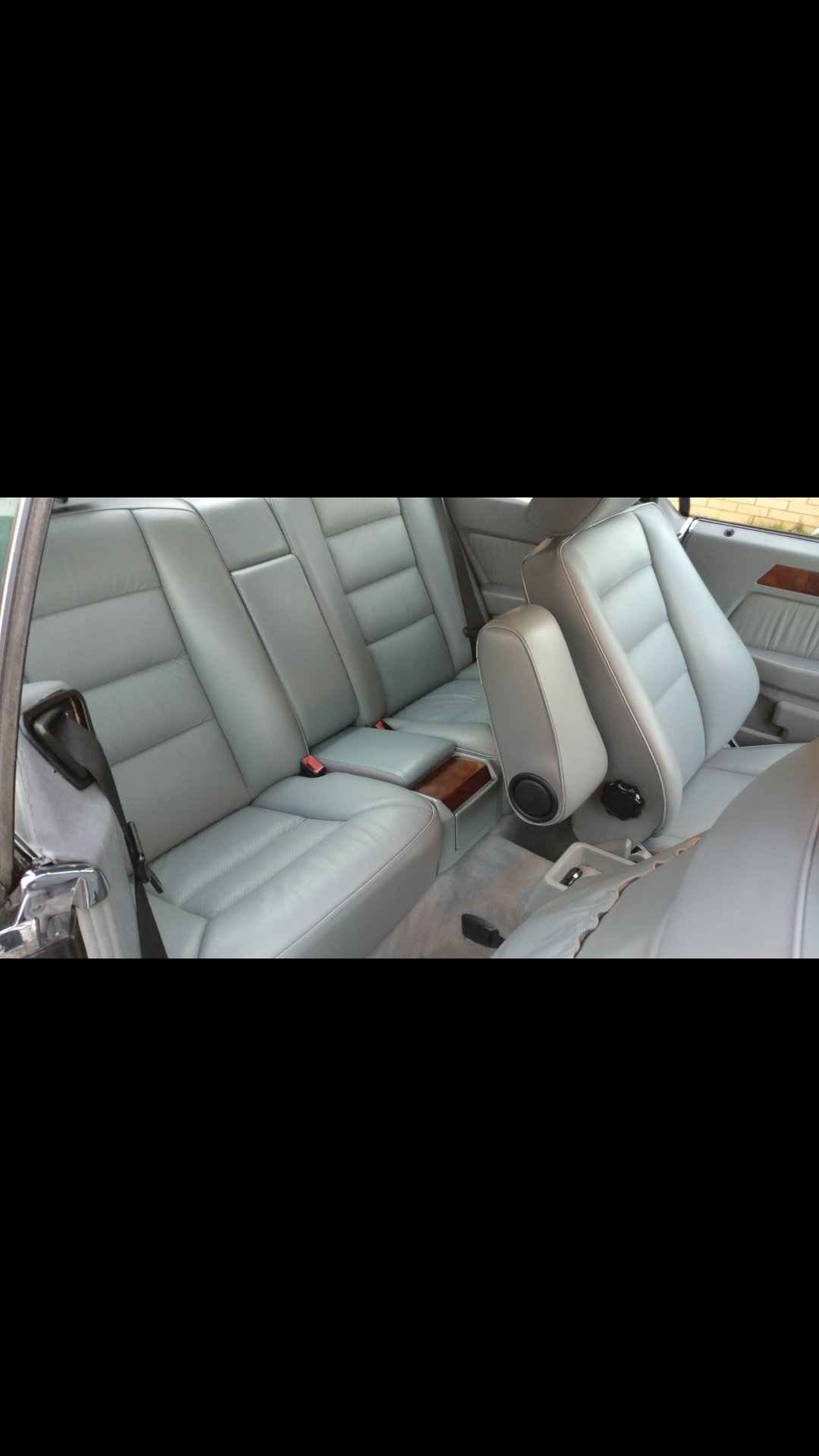 1994 Mercedes benz e class w124 e220 pillerless coupe  For Sale (picture 4 of 6)