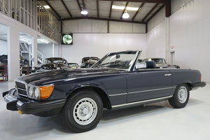Picture of 1985 Mercedes-Benz 380SL Roadster SOLD
