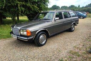 1985 W123 280TE Auto