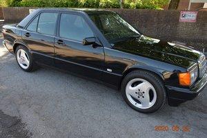 1991 Mercedes 190E 1.8