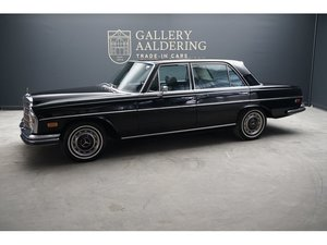 1968 Mercedes Benz 280SEL Longterm ownership, lots of documentati