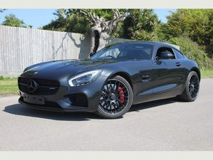 2016 Mercedes-Benz Amg Gt 4.0 V8 BiTurbo S SpdS DCT (s/s) 2dr STU For Sale