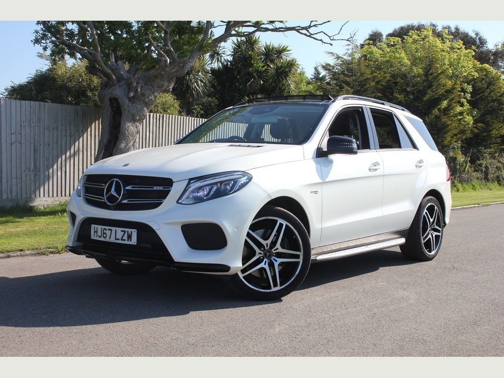 2016 Mercedes-Benz Gle Class 3.0 GLE43 V6 AMG (Premium Plus) G-Tr For Sale (picture 1 of 1)