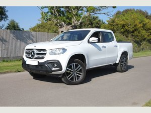 2018 Mercedes-Benz X Class 2.3 X250d Progressive Double Cab Picku For Sale