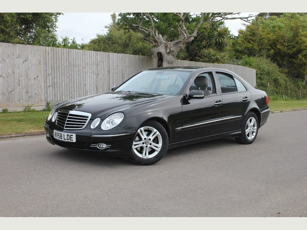 2008 Mercedes-Benz E Class 2.1 E220 CDI Avantgarde 4dr GREAT COND For Sale (picture 1 of 1)