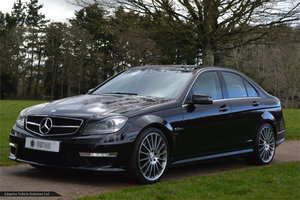Low Mileage Mercedes Benz C63 AMG inc Sunroof and DAB