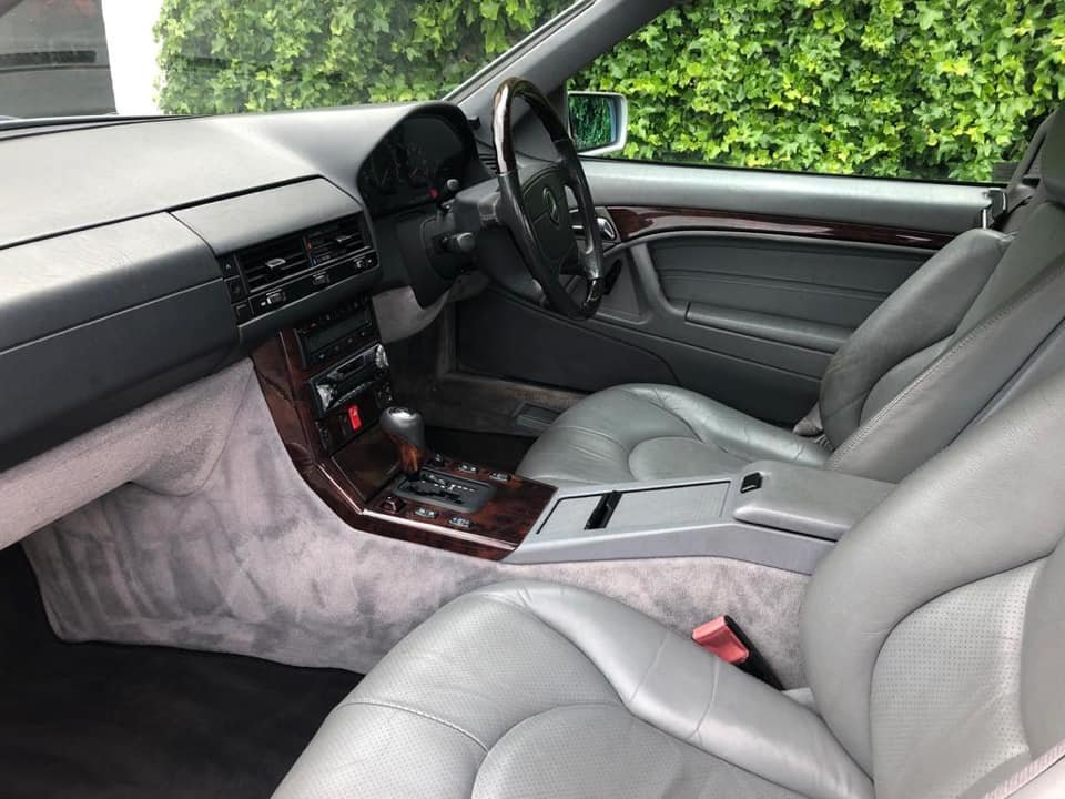 1997 Mercedes Benz SL320  For Sale (picture 5 of 6)