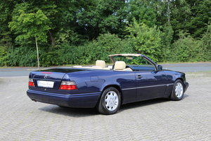 Picture of 1994 An exceptional Mercedes-Benz W124 E220 Cabriolet  For Sale
