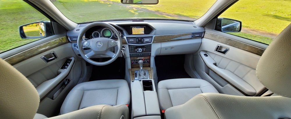 2010 LHD, Mercedes-Benz E Class E220, CDI,LEFT HAND DRIVE For Sale (picture 5 of 6)