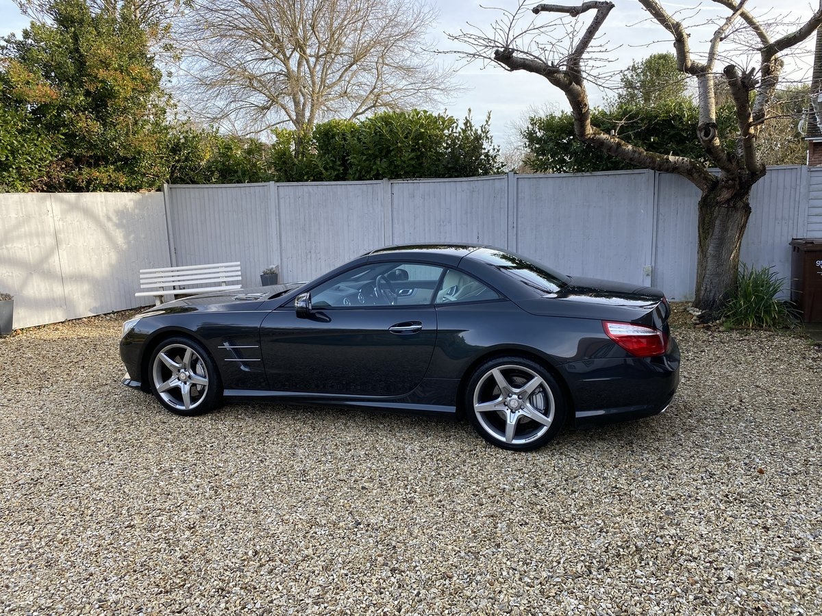 2013 SOLD - MERCEDES BENZ 350SL SPORT-AMG SPEC- SOLD For Sale (picture 3 of 6)