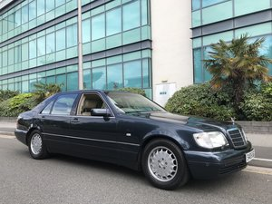 1998 (S) Mercedes S500 Business Edition W140 RARE Model For Sale
