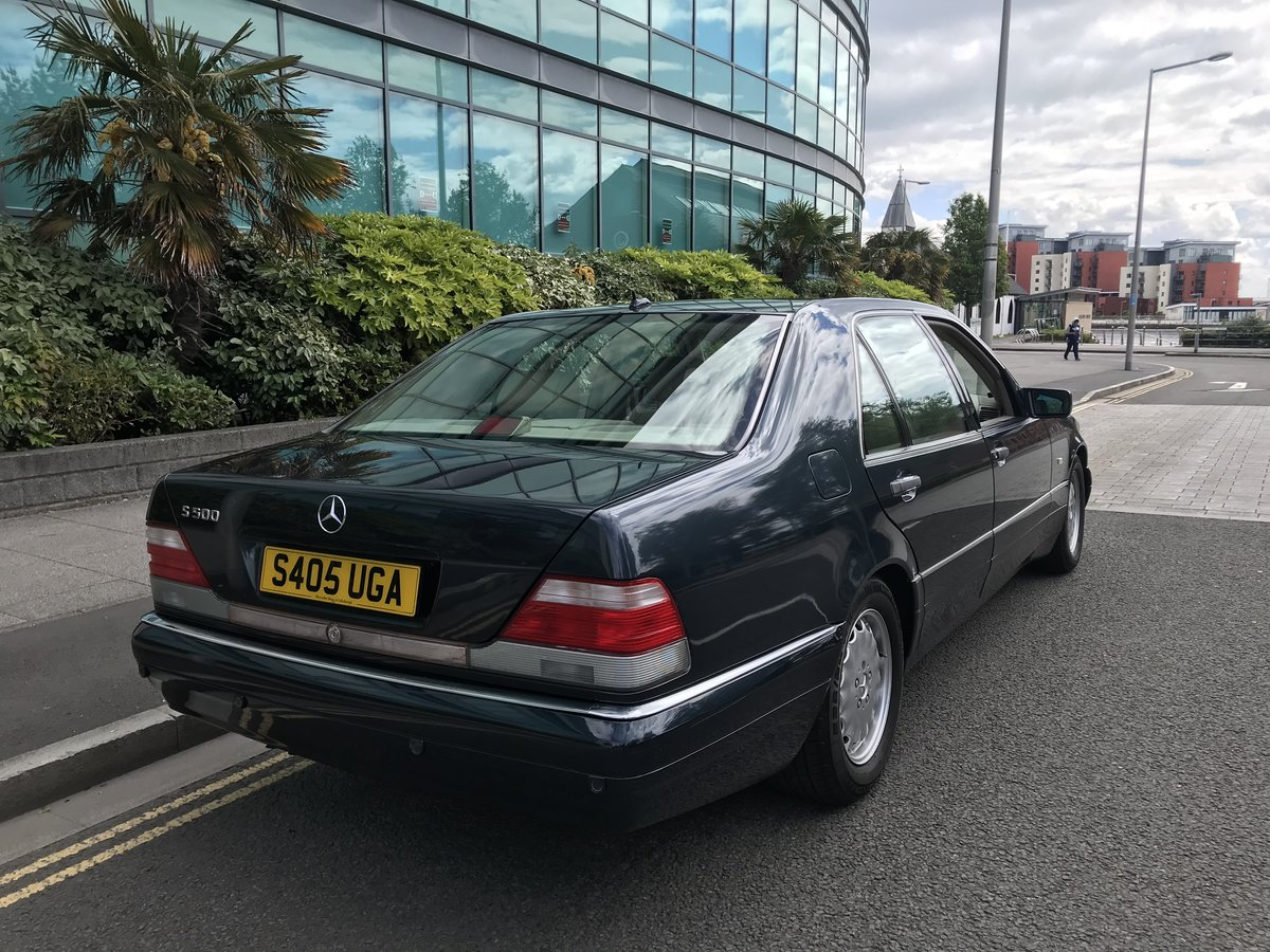 1998 (S) Mercedes S500 Business Edition W140 RARE Model For Sale (picture 3 of 6)
