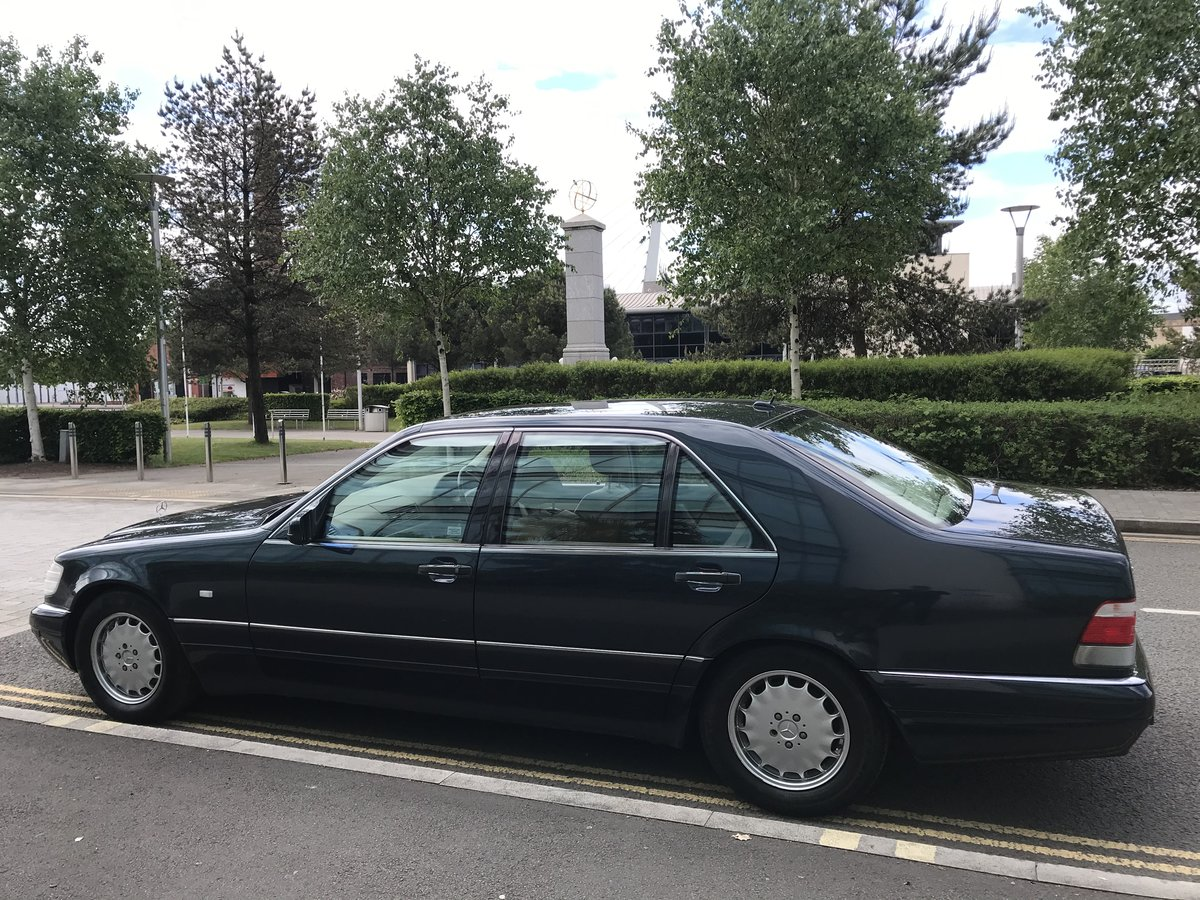 1998 (S) Mercedes S500 Business Edition W140 RARE Model For Sale (picture 4 of 6)