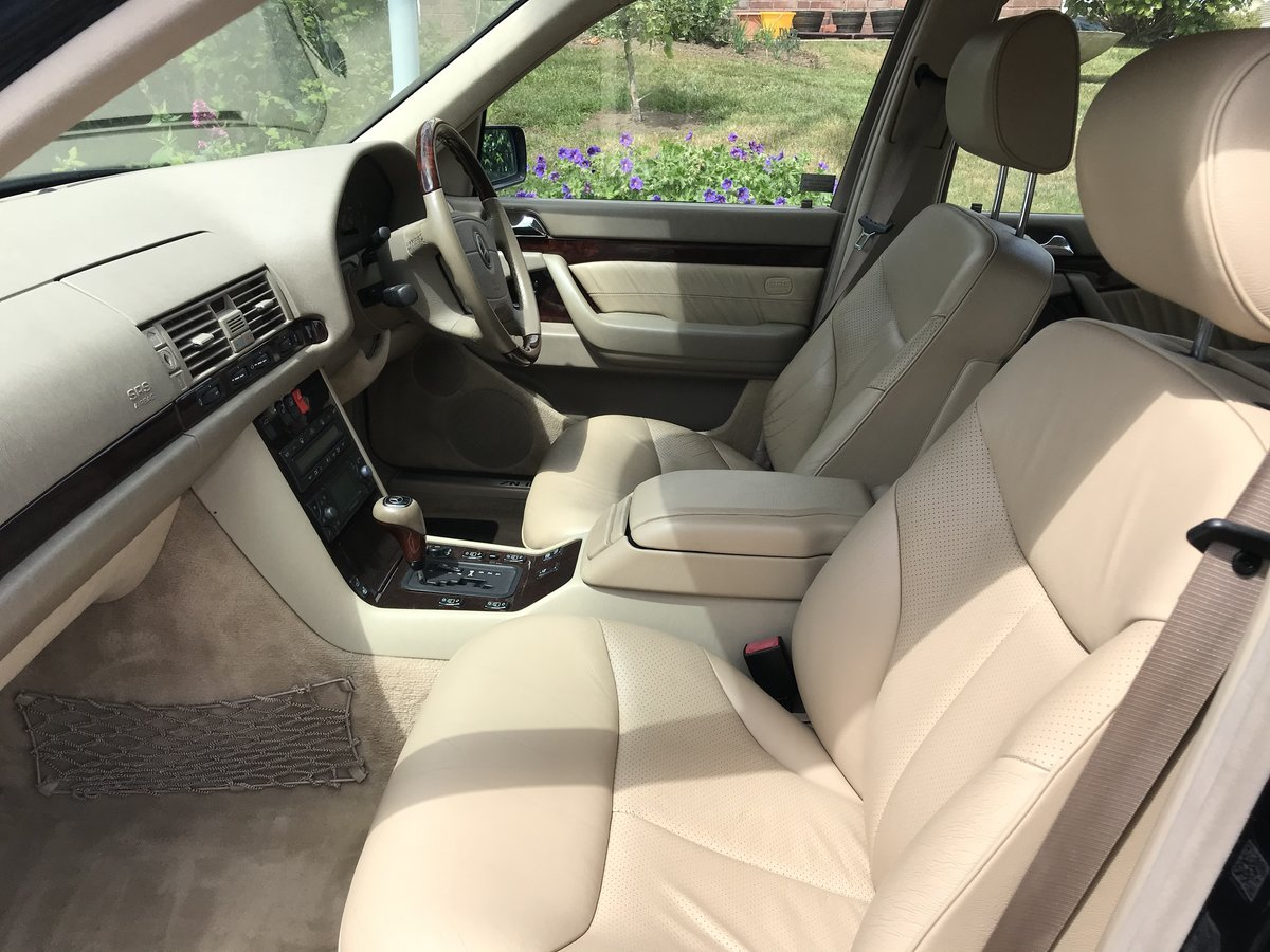1998 (S) Mercedes S500 Business Edition W140 RARE Model For Sale (picture 5 of 6)