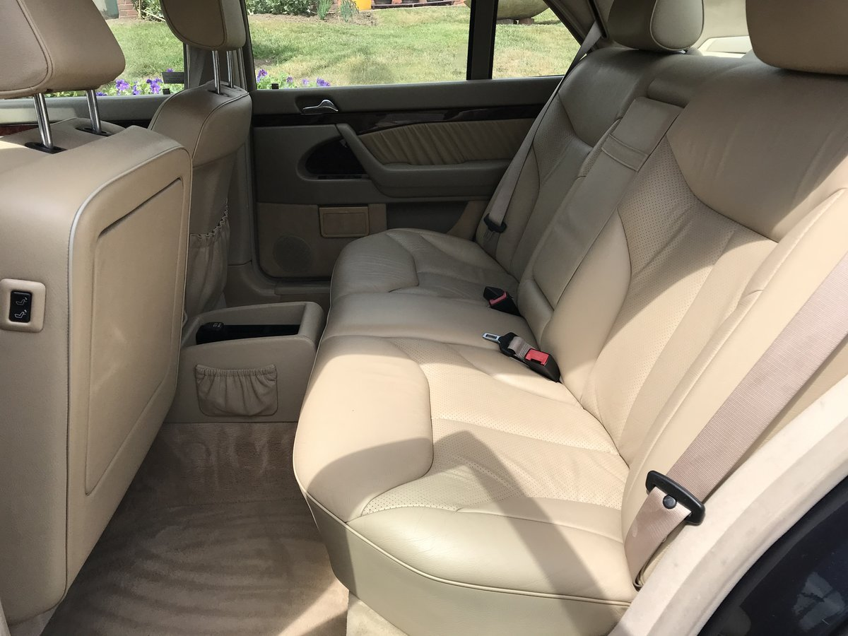 1998 (S) Mercedes S500 Business Edition W140 RARE Model For Sale (picture 6 of 6)