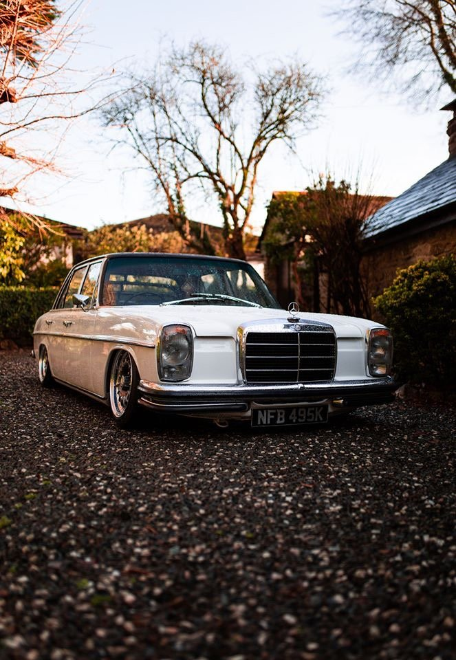 Picture of 1969 Mercedes W114 250 For Sale